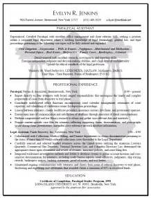 100 sle resume for paralegal objectives in a resume