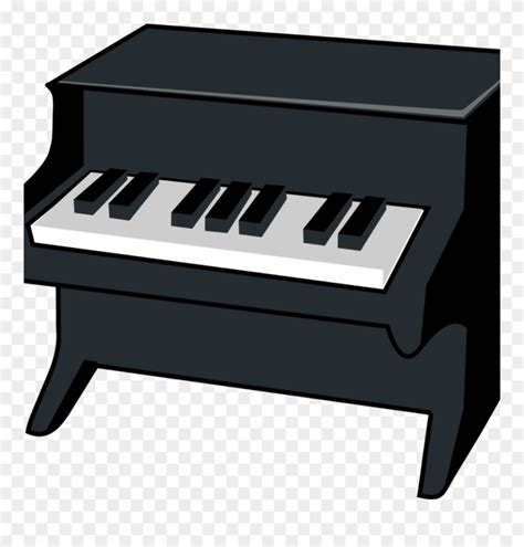 library  upright piano png black  white  png