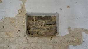 Großes Loch In Der Wand Reparieren : loch zumauern in der wand anleitung tipps vom maurer maurern ~ Frokenaadalensverden.com Haus und Dekorationen
