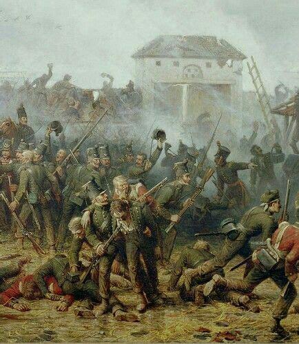 Pin by Paul Jasper on ( A ) - Battle of WATERLOO 18.6.1815 ...