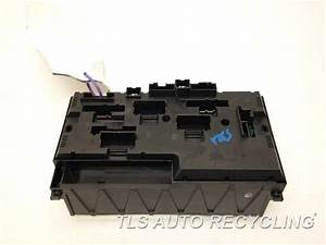 2013 Bmw 740il Fuse Box - 61149252816 - Used