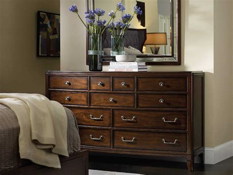 Luxe Designs Light Wood Triple Dresser