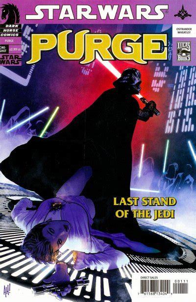 purge litterature star wars universe