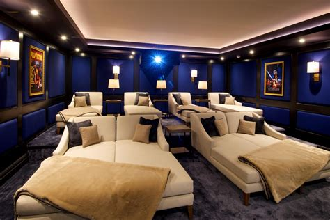 Luxury Private Home Cinema SONA