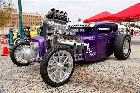 Purple Eater Car by Purple Eater Rods Rods Custom Cars