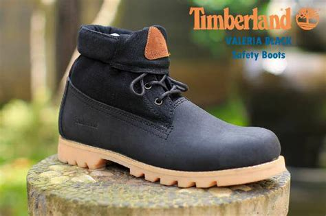 jual beli sepatu pria timberland safety ujung besi
