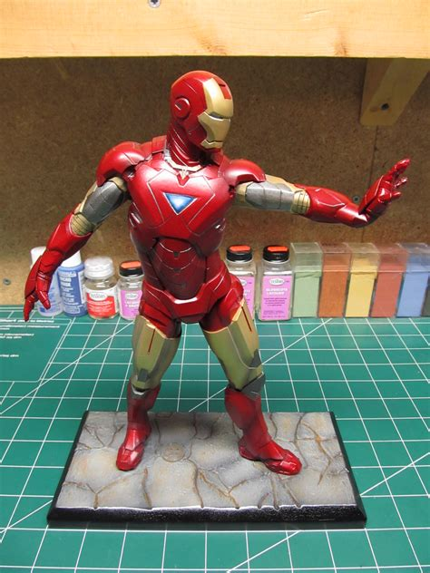 iron man model starburst models