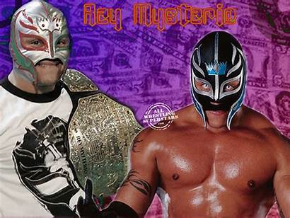 Rey Mysterio Wwe Wallpapers Wrestling Smackdown Championship