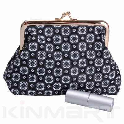 clip cosmetic purse monogrammed wholesale km