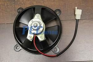Atv Cooling Fan Radiator Kazuma Roketa 200cc 250cc Fa01