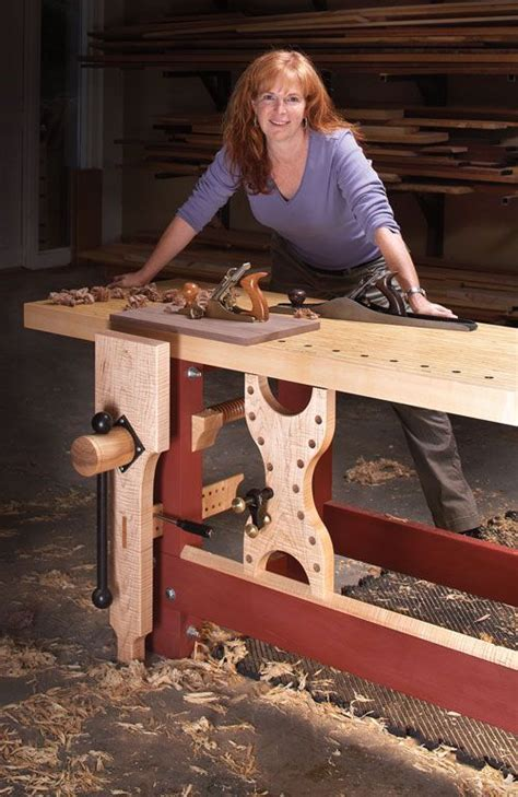 lvl workbench  hard maple chop edges  sliding