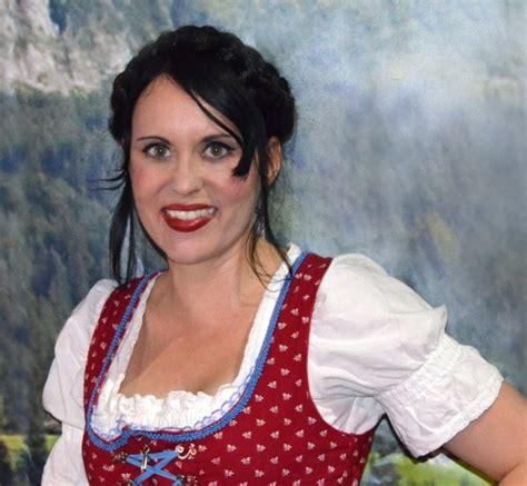 Oktoberfest Frisur Feine Haare Hufeisendutt Retrochicks