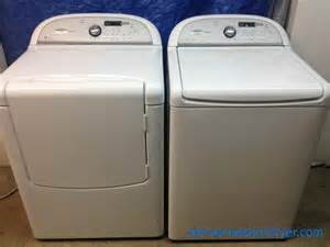 Whirlpool Cabrio Washer Dryer