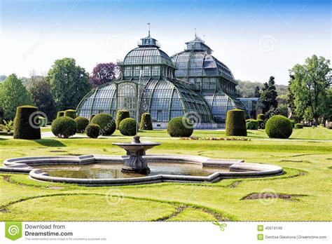 Botanischer Garten Nahe Schonbrunnpalast In Wien