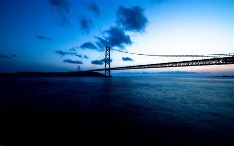 Pearl Bridge In Japan Wallpapers