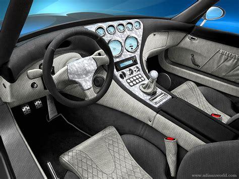 Cars Interior Design : 40 Inspirational Car Interior Design Ideas