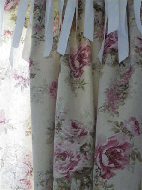 rideaux a fleurs style anglais rideau style anglais romantique gascity for