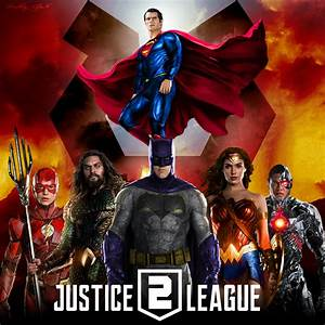 FAN-MADE: Justice League 2 Concept Poster : DC_Cinematic