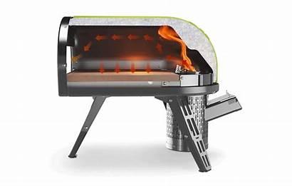 Roccbox Oven Pizza Portable Stone 450c Flow