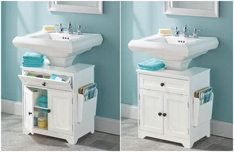 Space-saving Storage Ideas For Your Bathroom