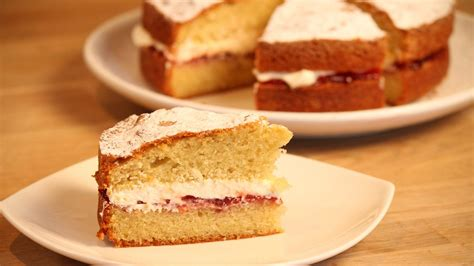 It seems the whole nation has gone crazy for baking traditional british cakes and buns, with the classic victoria sponge cake right at the top of the list. BBC One - Operation Hospital Food with James Martin - Victoria Sponge