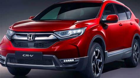 2019 Honda Cr-v Hybrid First Look