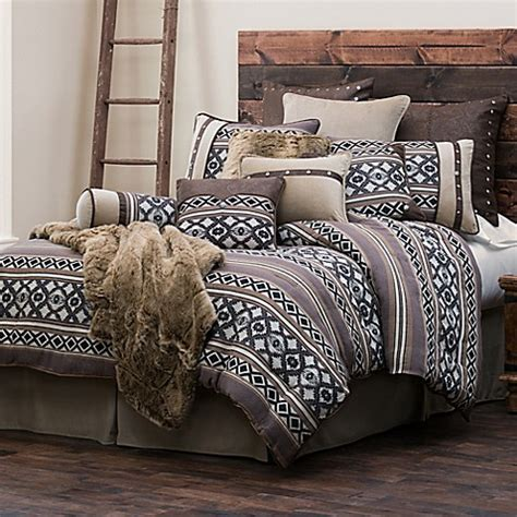 Bed Bath And Beyond Tucson by Hiend Accents Tucson Comforter Set Bed Bath Beyond