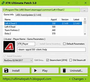 XTR Ultimate Patch 30