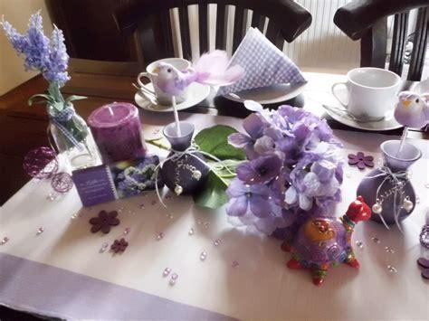 deckenle selber machen komplette sommerliche tischdeko tischdeckle