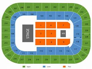 Bon Secours Wellness Arena Seating Chart Events In