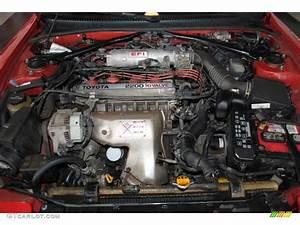 1990 Toyota Celica Gt Engine Photos