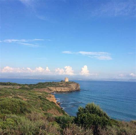 della canai spiaggia di turri o di porto torre cannai isola di sant