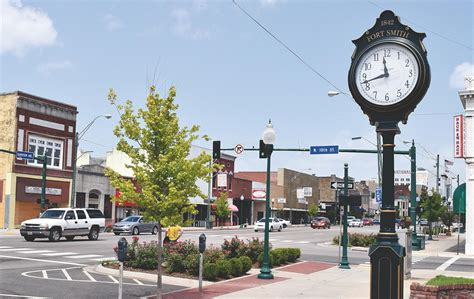 sofa city fort smith ar commercial plan seeks to better downtown fort smith news lonoke