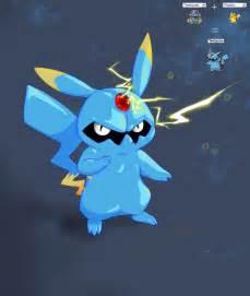 Pokemon fusion Tentachu