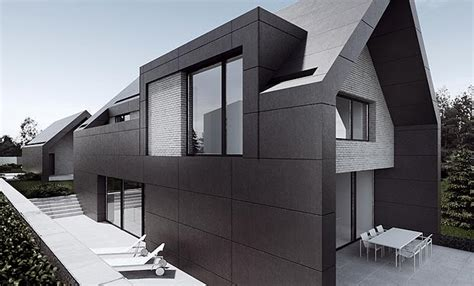 gambar desain rumah ala korea minimalis modern sakti desain