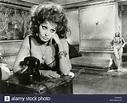 Italian actress Sophia Loren in a scene from the film ...