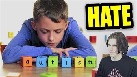 people hate people  autism youtube