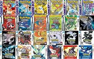 series retrospective 20 years of pokemon games