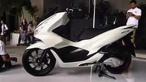 Abs White All New Honda Pcx 150 2018