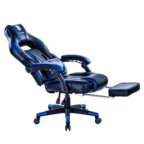 shop  killabee reclining racing gaming chair
