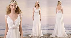 Tenue Mariage Boheme : tenue invitee mariage boheme chic ~ Dallasstarsshop.com Idées de Décoration