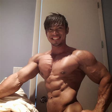 Naked Asian Muscle Free Real Tits
