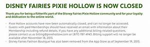 Disneyu2019s Pixie Hollow Is No More Blogging Disney