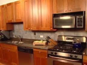 kitchen backsplash stick on tiles an easy backsplash made with vinyl tile hgtv