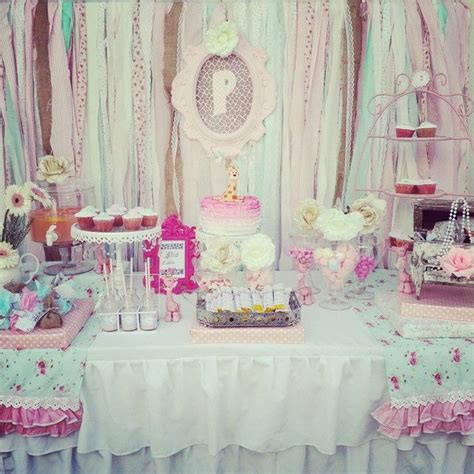 105 best images about shabby chic baby shower on