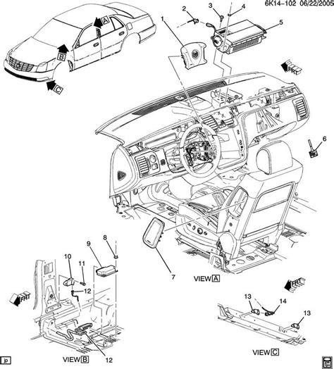 Cadillac Cts Oem Parts Diagram Auto Wiring