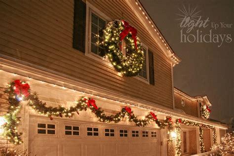 exterior christmas lighting idea
