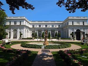 Newport Mansions Experiencing the Gilded Age