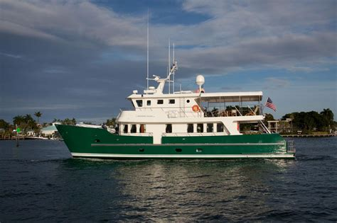 Expedition Boats For Sale by 2003 Cape Horn 81 Expedition Yacht Power Boat For Sale