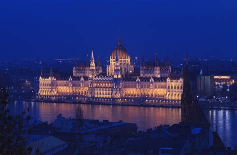 Hungarian Parliament Building Wallpapers Pictures Images